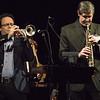 Ryan Nielson and Mark Watkins, Trumpet/Saxophone