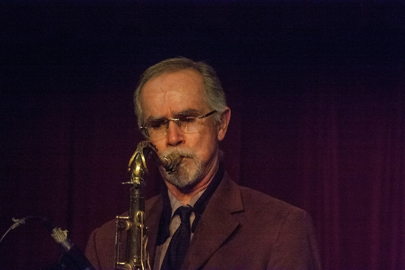 Charlie McCarthy is a saxophonist who has played and recorded with many of the greats in Jazz including Ella Fitzgerald, Joe Henderson, Sarah Vaughan, Bobbie Hutcherson, George Shearing, Madeline Eastman, Frank Sinatra, Nancy Wilson, Lena Horne, Stan Getz and Joe Williams. We heard him play with the SWING FEVER group in a little town of Illwaco, WA on Oct 14, 2012. Great group and this guy is good on the tenor sax and clarinet and flute.