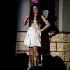 "A scene from ""Less Miserables"" at the Mack's Inn Playhouse in Island Park, Idaho in August 2009.  Here Kylie Peterson as an angel."