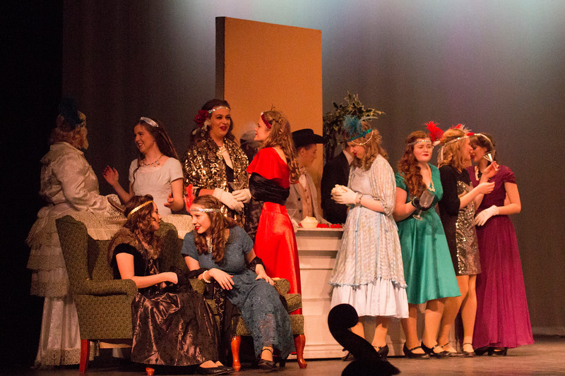 """Singin' in the Rain"", Madison High School"