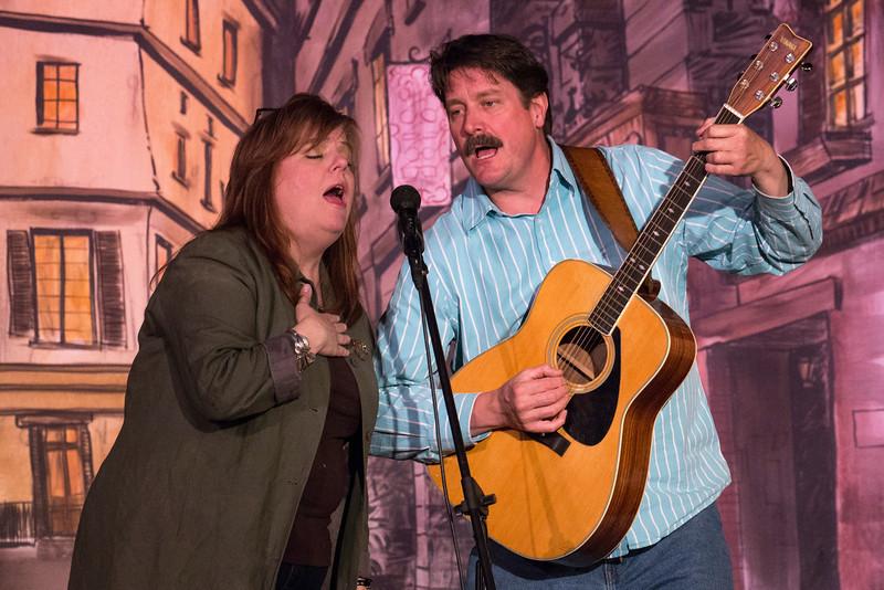 Lisa and Jeff Carter