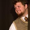 "John O'Driscoll in ""Lucky Stiff"" musical"