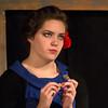 """Amy Heimbigner in """"Lucky Stiff"""" musical"""