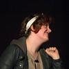 """Jillian Carter in """"Lucky Stiff"""" musical."""