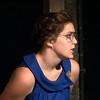 """Amy Heimbigner in """"Lucky Stiff"""" musical."""