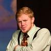 "Darren Robinson in ""Lucky Stiff"" musical."