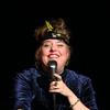"Lisa Carter in ""Lucky Stiff"" musical."