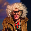 """Jenny Porter in """"Lucky Stiff"""" musical."""