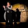 """Lisa Burton Carter as Mona Kent in the Pinecone Playhouse production of """"Dames at Sea"""", July 18, 2012 in West Yellowstone, MT."""
