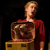 """Emily Quinn Monrad as Ruby in the Pinecone  Playhouse production of """"Dames at Sea"""", July 18, 2012 in West Yellowstone, MT."""