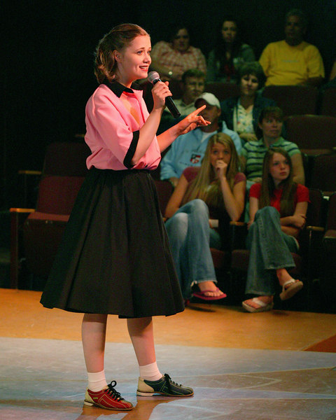 Playmill Theatre, West Yellowstone, 2006 Season. Preshow singing for Forever Plaid.
