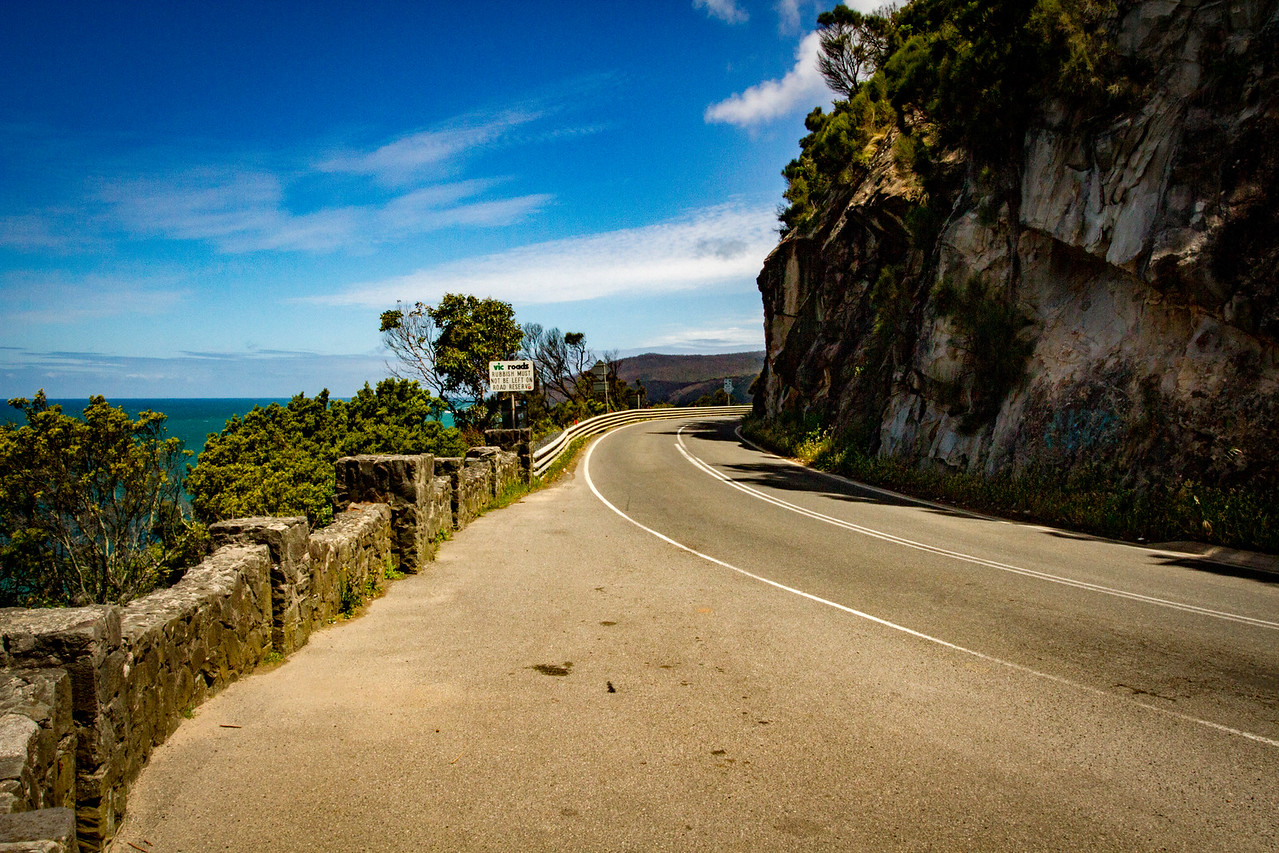 Follow the Great Ocean Road