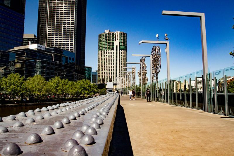 Immigration Bridge - Melbourne