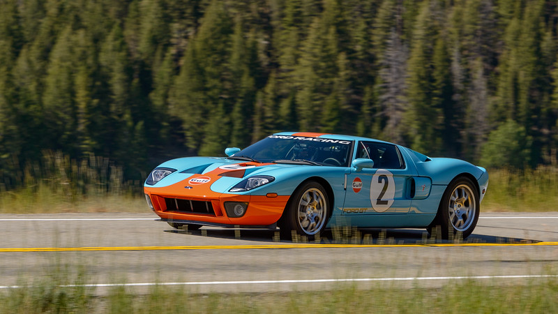 2006 Ford GT, Sun Valley Road Rally