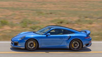 2015 Porsche Turbo S