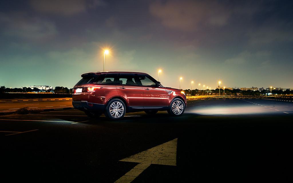 2014 Range Rover Sport Street