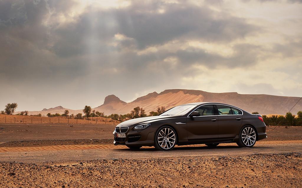 2014 BMW 650i Hamann - Side