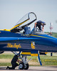 Blue Angels Crews Servicing Aircraft