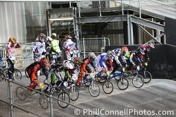 BMX Indoor Series Winter 2013 / 2014 Manchester
