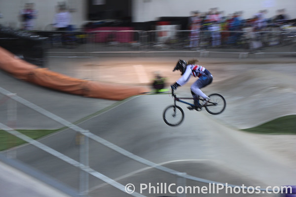 BMX Indoor Series Winter 2013 / 2014 Manchester