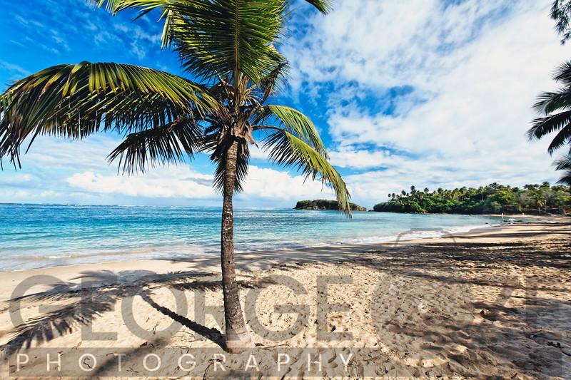 Beach of Cerro Gordo, Puerto Rico