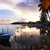 Tranquil Sunset in a Fishing Village, La Parguera, Puerto Rico