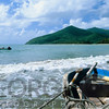 Old Fishing Boat ina the Bay, Maunabo, Puerto Rico