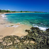 Gentle Waves on a Caribbean Beach, Playa Tamarindo, Puerto Rico
