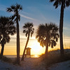 Florida Sunset,  Clearwater Beach, Florida