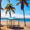 Pavilion on a Beach,Arecibo,  Puerto Rico