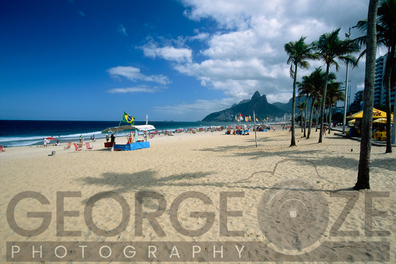 Ipanema Beach View, Rio de Janeiro, Brazil