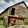 Old Barn Near Pigeon Forge