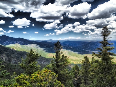 Clouds Over Philmont