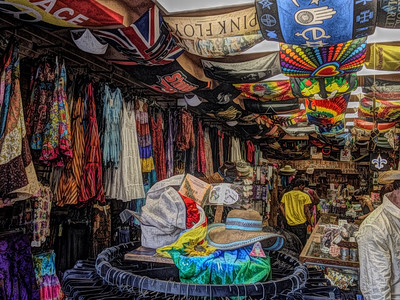 Hippie Shoppe, New Orleans