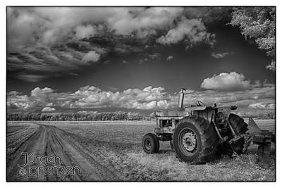 Plantation Tractor