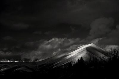 Sun Peak, Winter in Sun Valley, Idaho