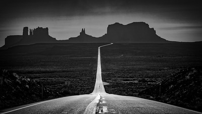 Monument Valley, Milepost 13