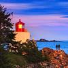Amphritite Lighthouse Solitude