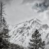 Storm on Boulder Peak, Idaho