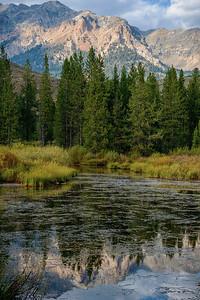 Almost Fall, Boulder Mountains Idaho