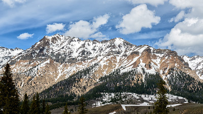 Spring in the Boulder Mountains of Idaho