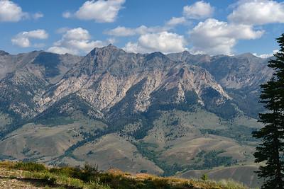 Boulder Mountain Front, Idaho