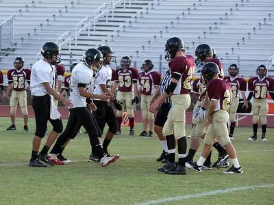 Football Verrado Freshman vs Shadow Ridge