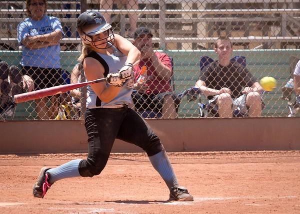 Softball Estrella Foothills vs Empire 5/5/2012