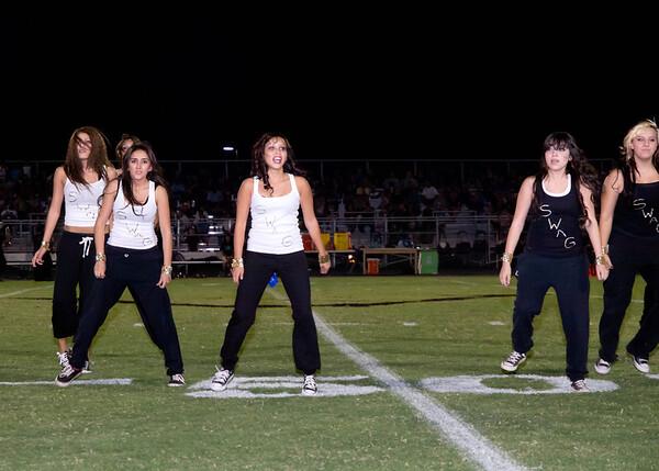 Verrado Homecoming 2011 Dance Team