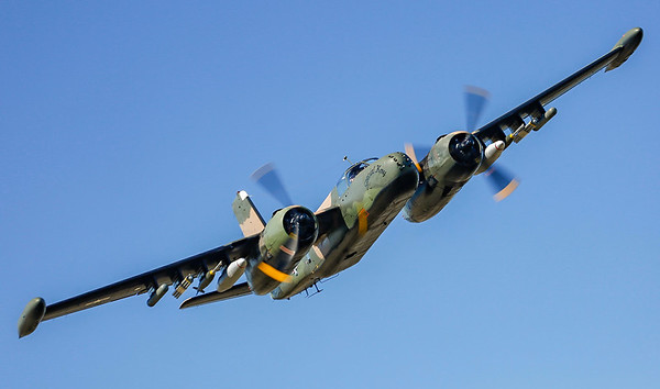 """A-26 """"Special Kay""""."""