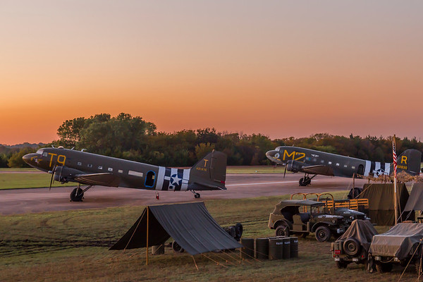 Commemorative Air Force Wings Over Dallas WW II Weekend and Airshow