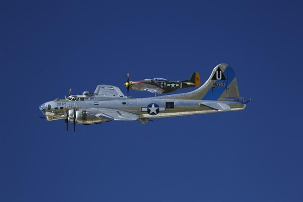 B-17 Bomber Operations