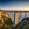 Bridge Over the Bixby Creek, Big Sur Coast, Highway One, California