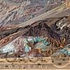 Artist's Palette in Death Valley National Park, California